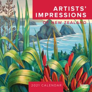 Artist's Impressions Art Calendar 2021